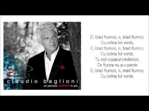 CLAUDIO BAGLIONI / O Tannenbaum