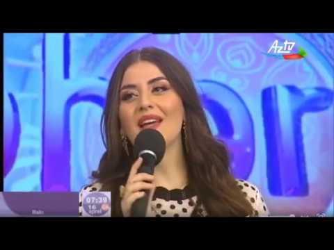 Ayşən Mehdiyeva Neynim (canlı ifa Aztv səhər 16.04.2019)