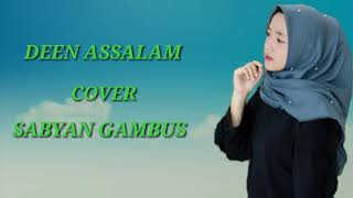 Download Lagu LAGU DEEN ASSALAM COVER NISSA SABYAN GAMBUS Mp3