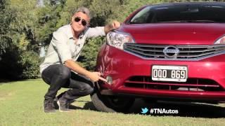 Nissan Note Exclusive CVT - Test - Matías Antico - TN Autos #36