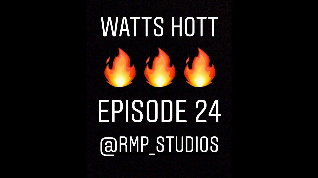 Watts Hott episode 24 feat Artiste football match, Soaka Fiesta, Magnum mondays & Upcoming event