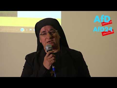 Ulrich Oehme AfD MdB und Hatune Dogan - Christen im Orient, ein Reisebericht aus Kurdistan