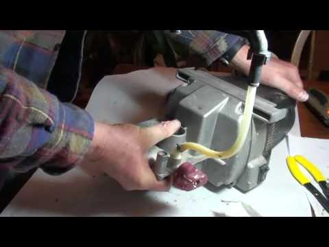 Wagner Paint Crew Airless Sprayer Repair Part 2 mp4