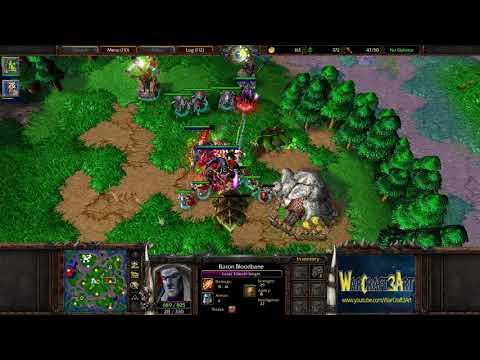 Lyn(ORC) vs 120(UD) - WarCraft 3 Frozen Throne - RN3508