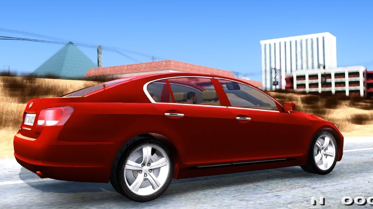2007 lexus gs430 gta san andreas enromovies