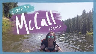A company retreat in the mountains! - Remote work vlog