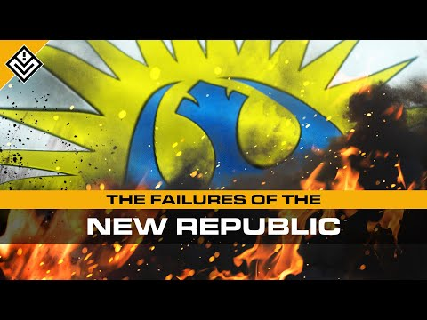 The Failures of the New Republic   Incoming