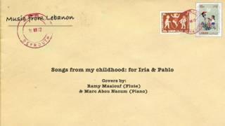 Ahwak - Zaki Nassif (Flute & Piano)