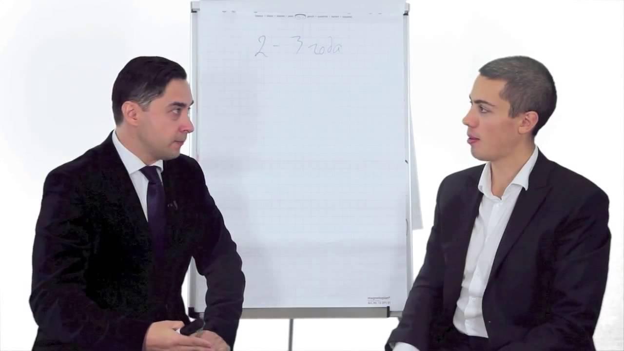 Интервью: Николай Мрочковский и Генрих Эрдман