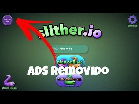 Slither Io Mod Apk Sem Lag Ads Liberado Youtube