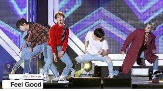 20161015 M SUPER CONCERT 엠슈퍼콘서트 샤이니 SHINee[4K 직캠]Feel Go...