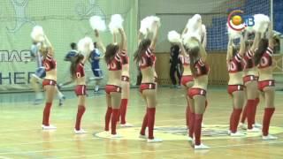 Гандбол. Динамо-Виктор против СГАУ-Саратов. 2 тур финального этапа 2015/16