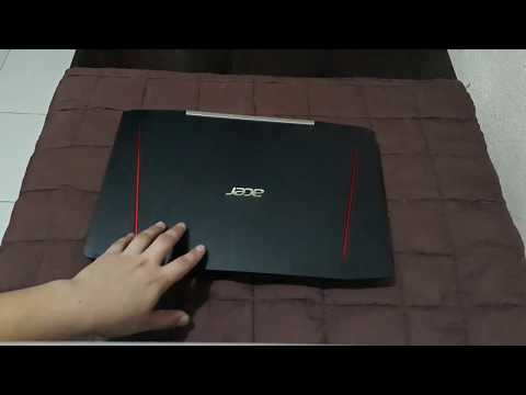 Gaming Laptop (Acer VX 15 Unboxing And Review)