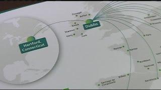Dublin flights from Bradley International Airport to begin in 2016