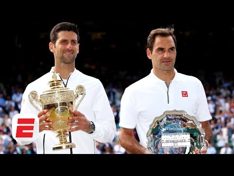 Will Novak Djokovic win the most majors after topping Roger Federer in epic final? | 2019 Wimbledon