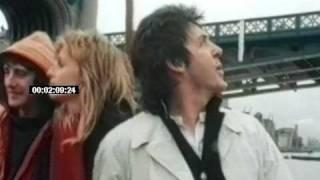 Paul McCartney & Wings London Town  LP promotion