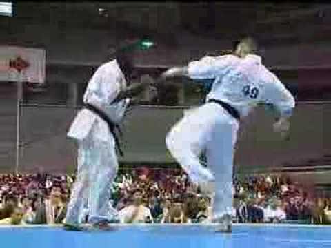 Karate Kyokushin Lechi
