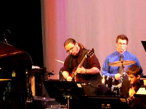 """""""The Chicken"""" by Alfred James Ellis Performed by Bolingbrook HS Jazz Band II"""