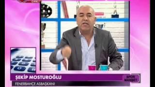 Şekip Mosturoğlu ve Mehmet Arslan TRT Spor Manşet'te şike davasını tartıştı