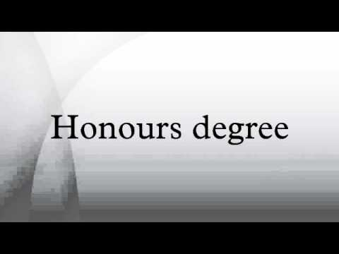 honours degree   youtubehonours degree