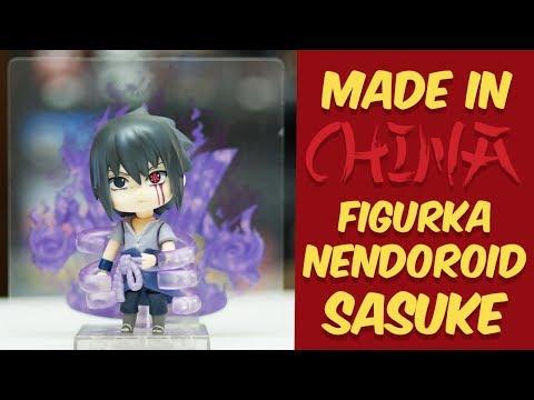 Nendoroid Sasuke! Made in China czyli nerdowe zakupy z Aliexpress