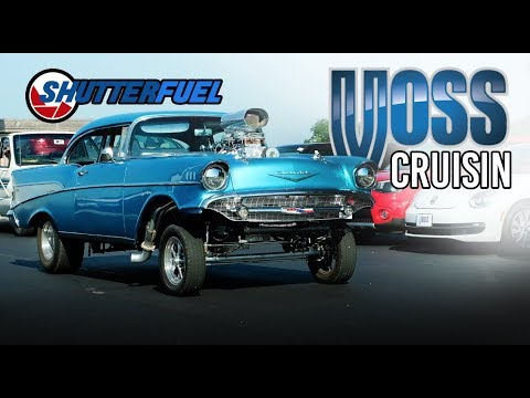 Voss Hoss Cruisin July CruiseIn And Car Show YouTube - Voss chevrolet car show