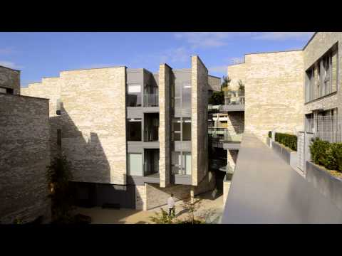Rick Mather Architects' recently completed Passivhaus scheme