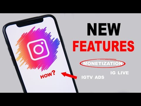 Directly MONETIZE Your Instagram NOW (IGTV Monetization)
