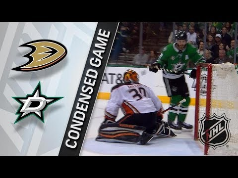 Anaheim Ducks vs Dallas Stars – Mar. 09, 2018 | Game Highlights | NHL 2017/18. Обзор