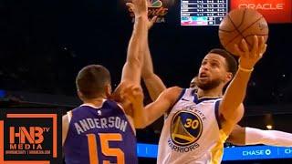 Golden State Warriors vs Phoenix Suns 1st Qtr Highlights   10.08.2018, NBA Preseason