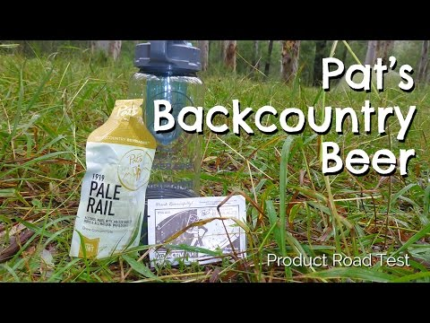 Pats Backcountry Beer Road Test