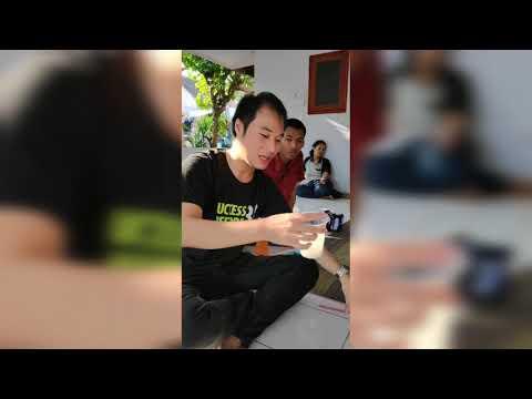 DEMO PRODUK KK INDONESIA OMEGA 3 - NATESH - KK LIFORCE BY CHRISTIANTO FELIX