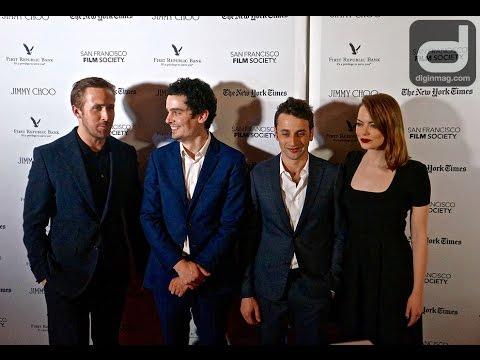 Writer/Director Damien Chazelle talks LA LA LAND at SF Film Society