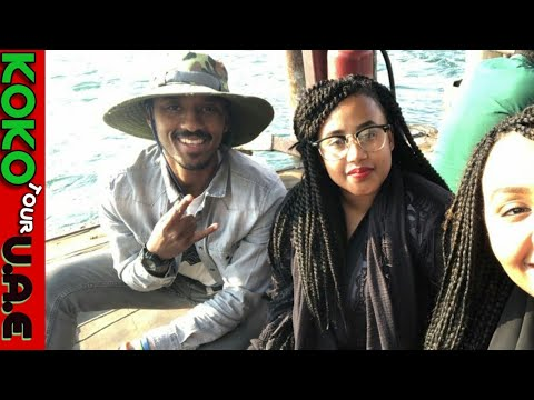 Getting LOST in Dubai Old Souq, UAE with SOMALI girls(KoKo Tour Vlogs #44)