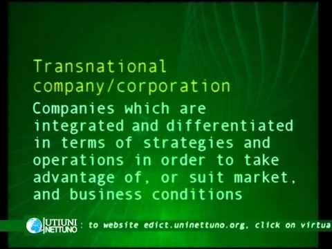 Mod. 4 Lec. 1 - Overview of international business