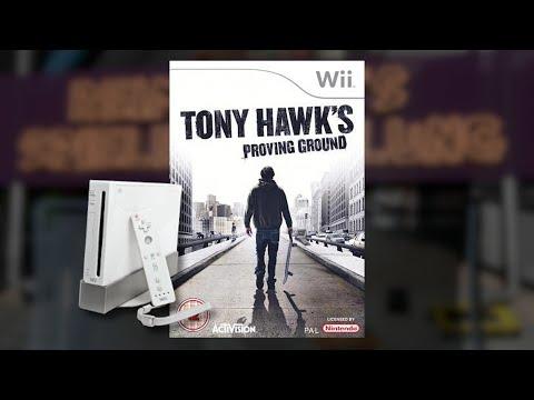 Gameplay : Tony Hawks Proving Ground [WII]