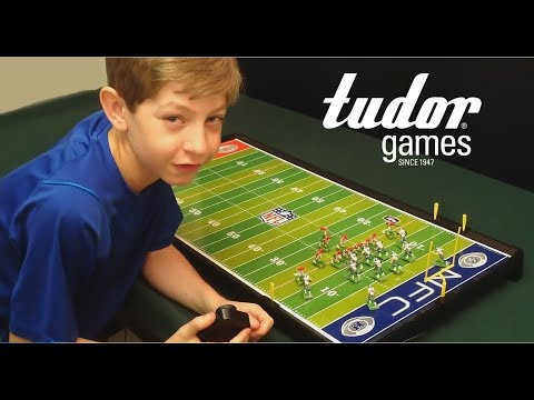 Play Electric Football! Tudor Games