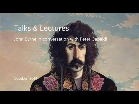 Talks & Lectures | John Byrne and Peter Capaldi in conversation