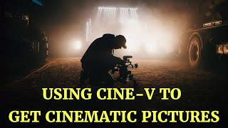 Using Cine-V profile on the LUMIX GH5 to get CINEMATIC pictures!