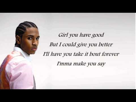 Trey Songz - NA NA - Lyrics Video