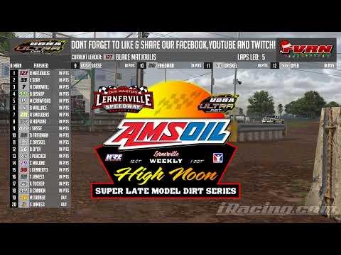 UDRA Super Late Model Dirt Series Lernerville Speedway Race #1