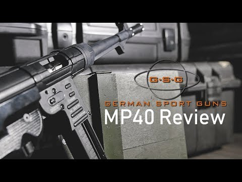 GSG MP40 22LR CANADA!