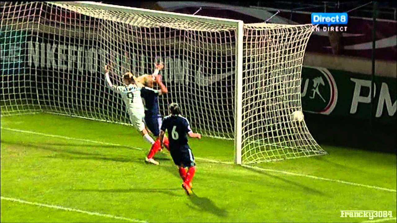 france - ecosse   r u00e9sum u00e9 match  qualif  euro 2013