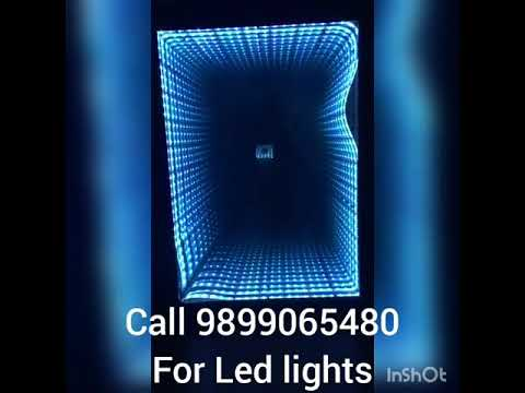 New Led lights