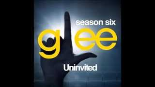 Glee - Uninvited (DOWNLOAD MP3 + LYRICS)