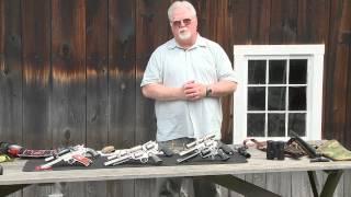 Take the Hunting Handgun Challenge -- Ammo Selection