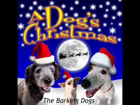 We Wish You a Merry Christmas - Barking Dogs - YouTube