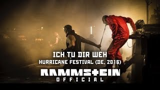 Repeat youtube video Rammstein - Ich Tu Dir Weh (Live at Hurricane Festival 2016)