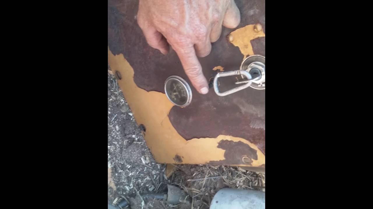 Perkins T4.236 on Vermeer 1250 Fuel Starvation on