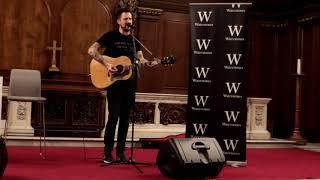 """Mittens"" - Frank Turner live @ Saint James Church, London 27 March 2019"